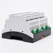 WBR is a BACnet router with the additional BACnet/Modbus bridge functionality