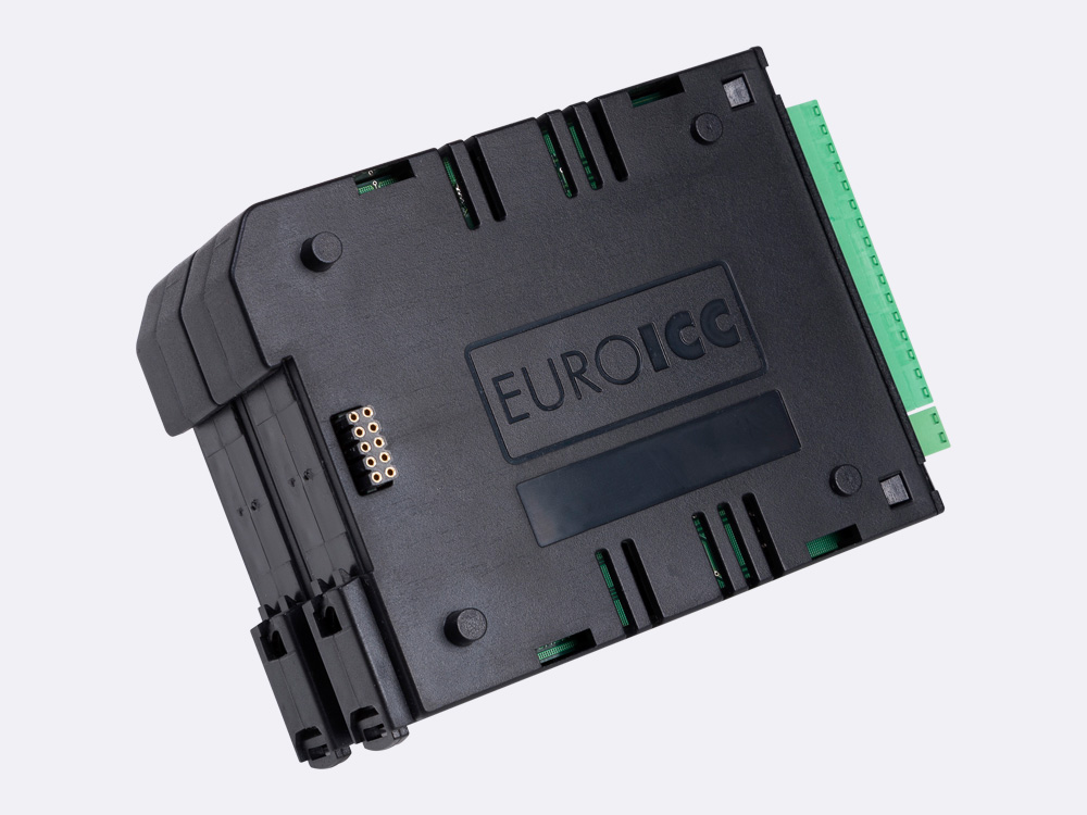 The M series of EUROPLC controllers is a contemporary solution for an integrated automatic control system. This programmable logic controller is a modular system, which incorporates all types of modules needed to input process and output various types of signals that are necessary for full automation of different industrial systems.