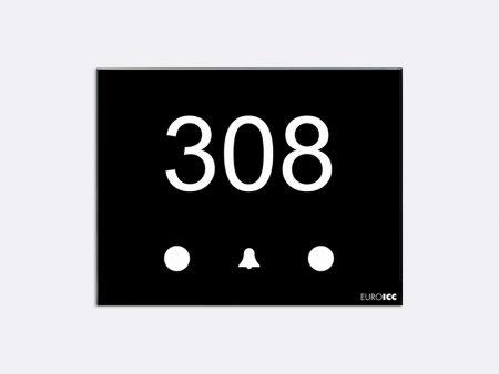Programmable card reader device designed for smart hotels