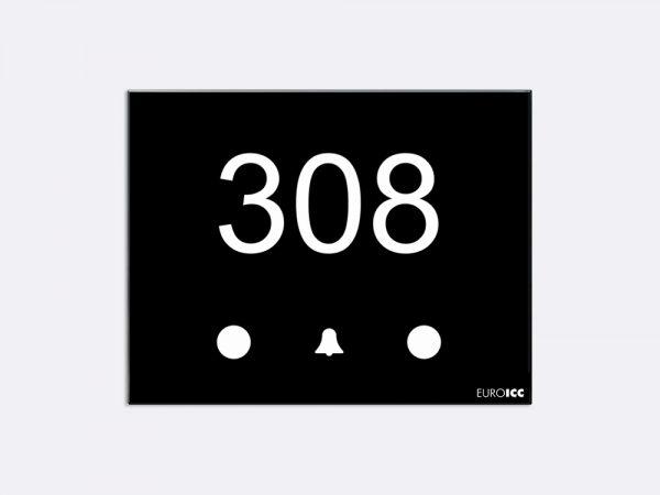 Programmable card reader device designed for smart hotels -RG.CRA.01