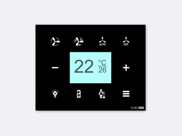 Customizable Intelligent Room Thermostat – RG.RDA.10