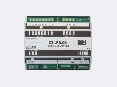 Lighting Phase Cut Dimmer - C2.LPD.06