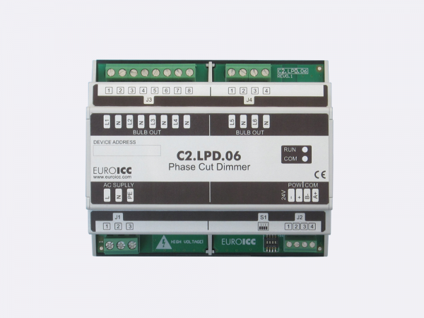 Lighting Phase Cut Dimmer – C2.LPD.06