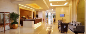 Guest Room Management System - Hotel Reception