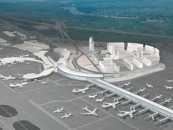 Skylink Vienna Airport, Austria