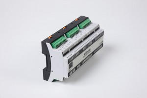 BACnet PLC - C2.DIO.35 can be used in remote fields IO in any Bacnet and/or Modbus network - Native Bacnet programmable device, 16 relay outputs, 8 digital inputs