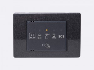 Programmable card reader device designed for hotels - RM.CRA.01