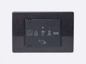 Programmable card reader device designed for hotels – RM.CRA.01