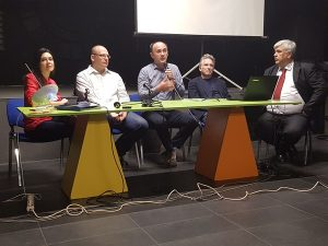 EUROICC participated in Internet of Things (IoT) meetup