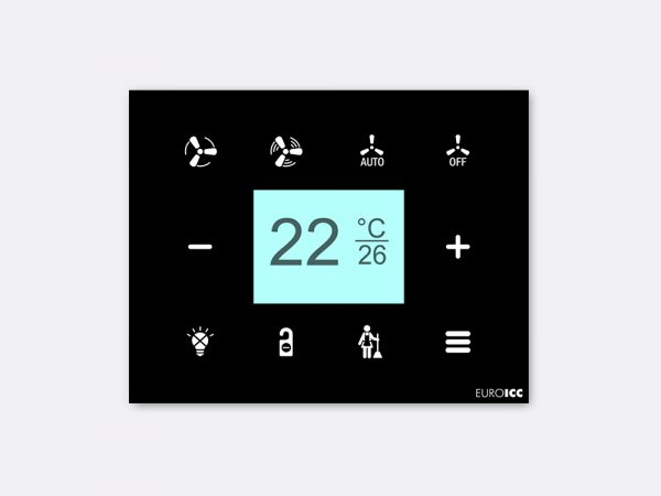Customizable Intelligent Room Thermostat – RG.RDA.10