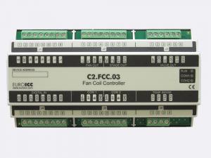 Fan coil controller C2.FCC.03