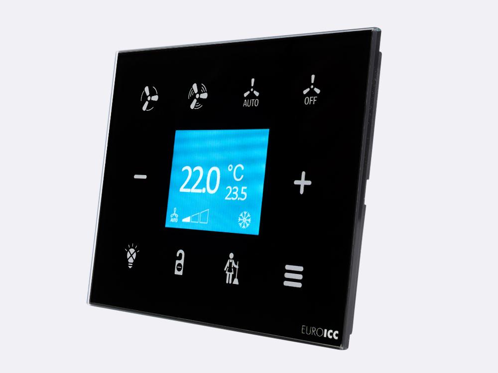 Customizable Intelligent Room Thermostat - RG.RDA.11