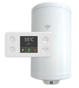 Smart Thermostat for Electric Water Heaters - EST-100 - Smart boiler