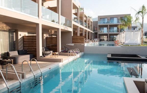 Epos Hotel – Crete, Greece