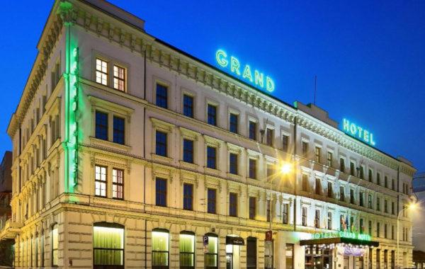 Grand Hotel – Brno, Czech Republic