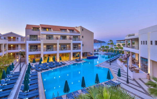 Porto Platanias – Crete, Greece